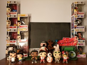 little funko pops and other things i own