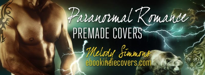 Premade Paranormal Romance and Urban Fantasy Book Covers