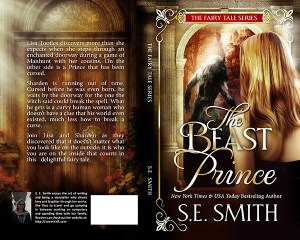 The Beast Prince Paperback Cover