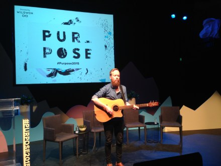 Thumbnail for Purpose as compass, guiding star, anchor, rudder: Purpose 2015, a conference in sixteen pics