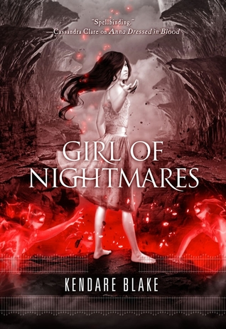 Book Review: Girl of Nightmares (Anna #2)