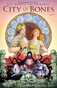 City of Bones Graphic Novel Released Today