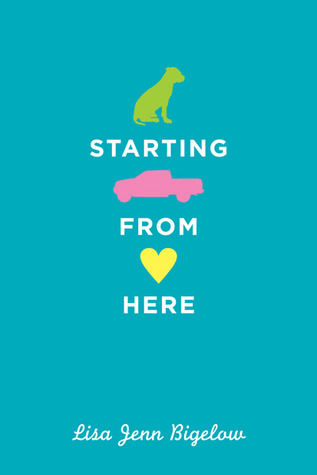 Book Review: Starting From Here by Lisa Jenn Bigelow
