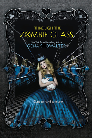 Cover Crush: Through the Zombie Glass (White Rabbit Chronicles #2)