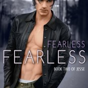 Cover Reveal: Fearless (Jesse #2) by Eve Carter