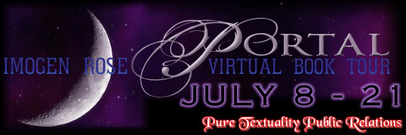 Portal Virtual Book Tour - Long Banner