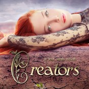 Cover Reveal: Creators (The Lost Souls #3) by Tiffany Truitt