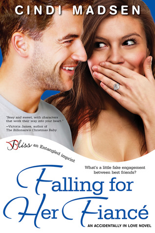 Book Review: Falling For Her Fiance (Accidentally in Love #1) by Cindi Madsen
