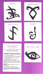 TMI rune tattoos