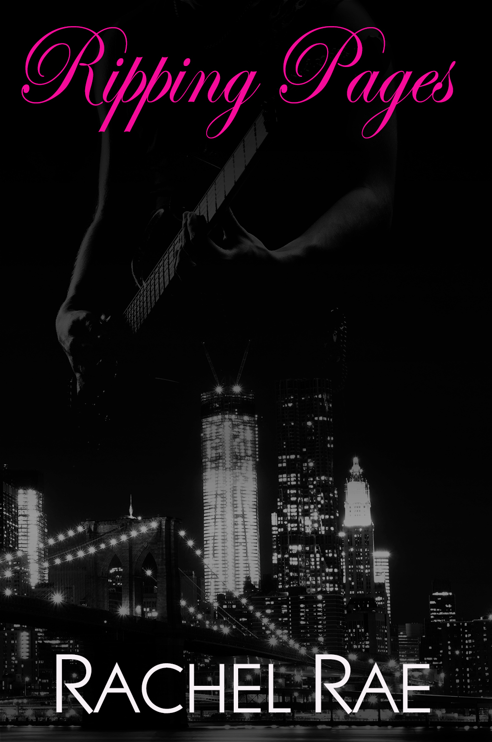 Cover Reveal: Ripping Pages by Rachel Rae