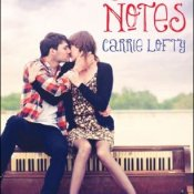 Blog Tour, Review & Giveaway: Blue Notes by Carrie Lofty