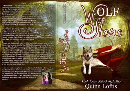 ART WOLF OF STONE