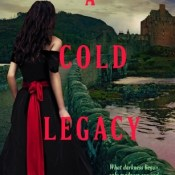 Release Day Blast & Giveaway: A Cold Legacy by Megan Shepherd