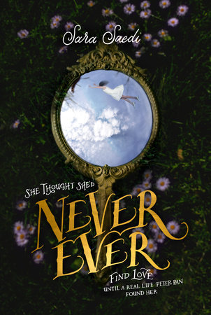 Books On Our Radar: Never Ever by Sara Saedi