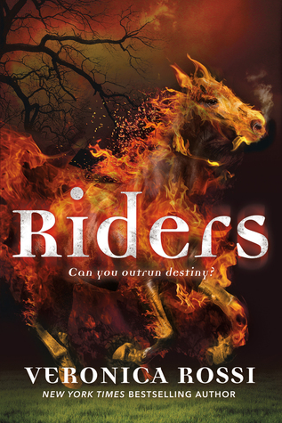 Review & Giveaway: Riders by Veronica Rossi
