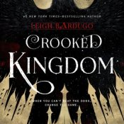 Cover Crush: Crooked Kingdom (Six of Crows #2) by Leigh Bardugo