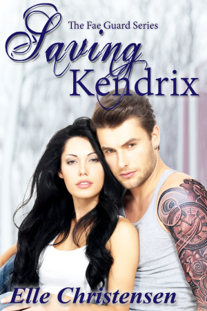 Blog Tour & Review: Saving Kendrix by Elle Christensen