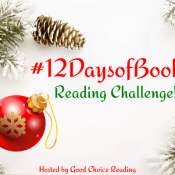 Feature: #12DaysofBooks December Reading Challenge