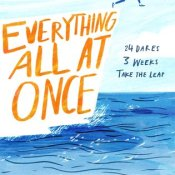 Cover Crush: Everything All at Once by Katrina Leno