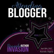 News: Author Event – Roanoke Author Invasion April 8th, 2017
