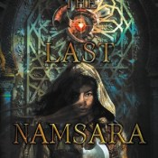 Cover Crush: The Last Namsara by Kristen Ciccarelli