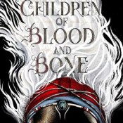 Cover Crush: Children of Blood and Bone by Tomi Adeyemi
