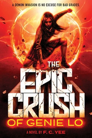 New Release Blitz & Giveaway: The Epic Crush of Genie Lo by F.C. Yee