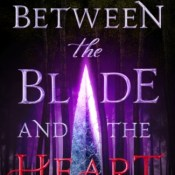 Blog Tour, Review & Giveaway: Between the Blade and the Heart by Amanda Hocking