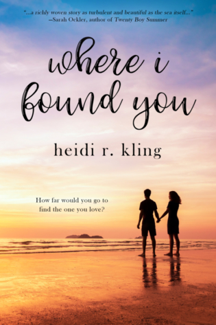 Blog Tour, Guest Post & Giveaway: Where I Found You by Heidi R. Kling