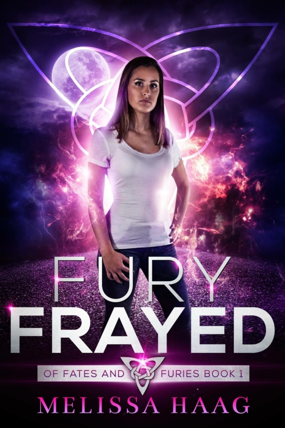 New Release Blitz, Review & Giveaway: Fury Frayed by Melissa Haag