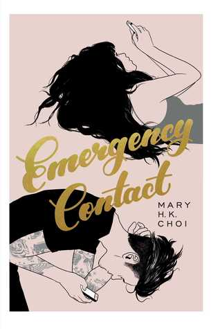 Cover Crush: Emergency Contact by Mary H.K. Choi