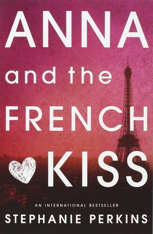 Book Rewind · Review: Anna and the French Kiss by Stephanie Perkins