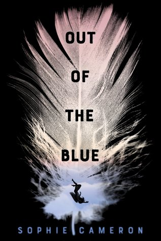Cover Crush: Out of the Blue by Sophie Cameron