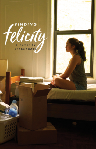 Blog Tour, Review & Giveaway: Finding Felicity by Stacey Kade