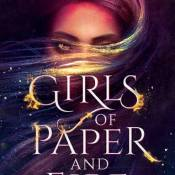 Cover Crush: Girls of Paper and Fire by Natasha Ngan