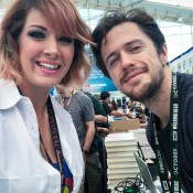 Event Recap, Author Interview, News, & Giveaway: Your Next Read at Comic Con #SDCC