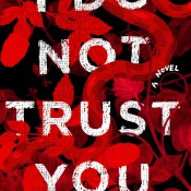 Author Interview & Blog Tour: I Do Not Trust You by Laura J. Burns & Melinda Metz