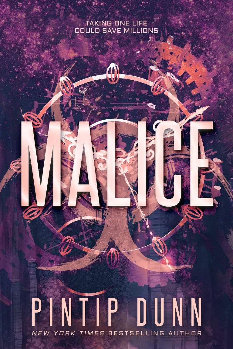 Cover Reveal: Malice by Pintip Dunn