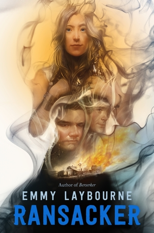 Cover Crush: Ransacker (Beserker #2) by Emmy Laybourne