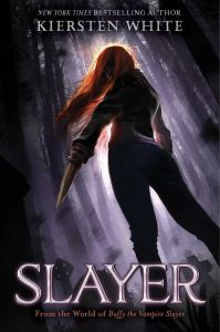 Review & Event Recap: Slayer by Kiersten White