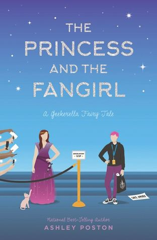 Co-Review: The Princess and the Fangirl by Ashley Poston