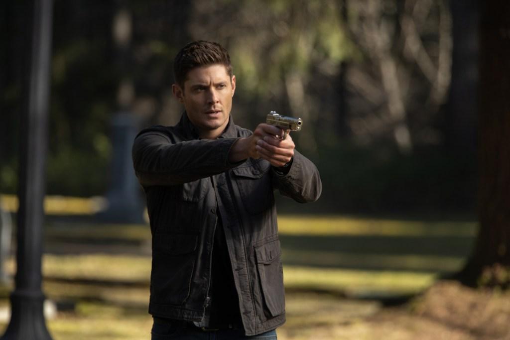 Dean Winchester Supernatural Moriah - @CW