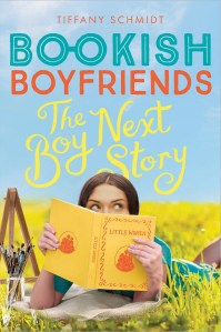 Blog Tour, Review, Interview & Giveaway: The Boy Next Story by Tiffany Schmidt