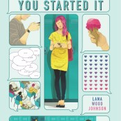 Audiobook Review: Technically You Started It by Lana Wood Johnson