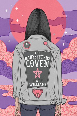 Cover Crush: The Babysitters Coven by Kate Williams