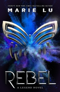 Books on Our Radar & Series Read-A-Long: Rebel by Marie Lu