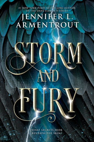 Storm and Fury (The Harbinger, #1)