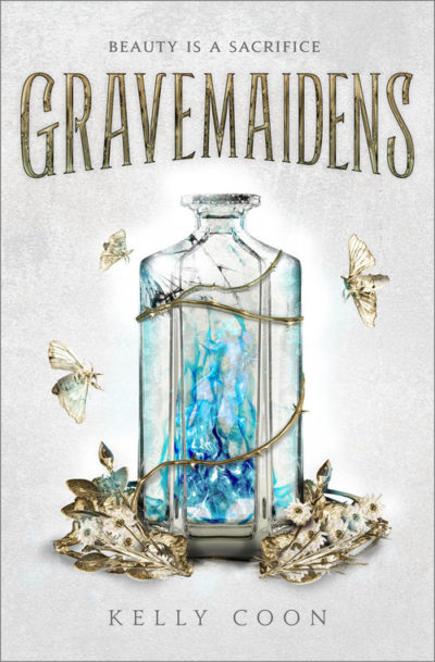 Cover Crush: Gravemaidens by Kelly Coon