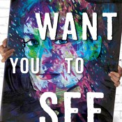 Cover Crush: What I Want You to See by Catherine Linka