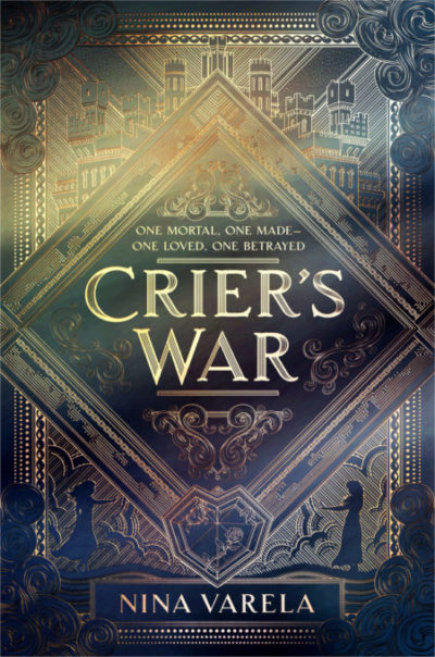 Blog Tour: Crier's War by Nina Varela